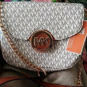 Small MK chain bag